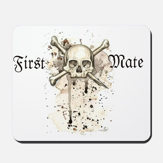 First Mate Mousepad