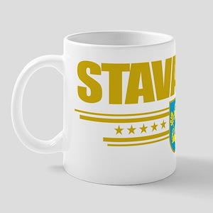 Stavanger (Flag 10) pocket Mug