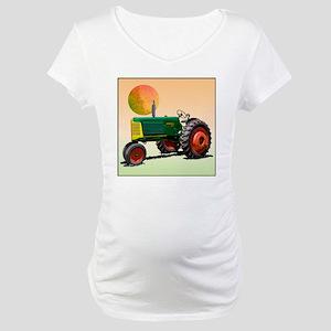 Oliver77RC-Tri-10 Maternity T-Shirt