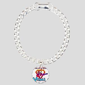 Super Mimi Charm Bracelet, One Charm