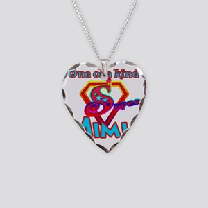Super Mimi Necklace Heart Charm