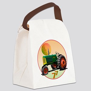 Oliver77RC-Tri-C10trans Canvas Lunch Bag