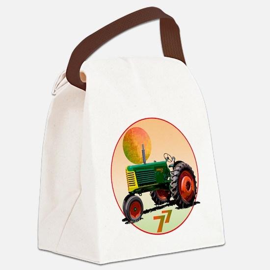 Oliver77RC-Tri-C10trans Canvas Lunch Bag