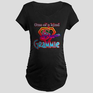 SUPER GRAMMIE Maternity Dark T-Shirt