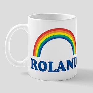 ROLAND (rainbow) Mug