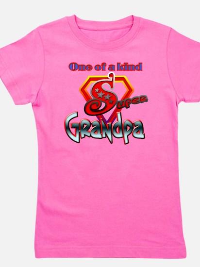 SuperGrandpa Girl's Tee