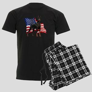 flag2 Men's Dark Pajamas