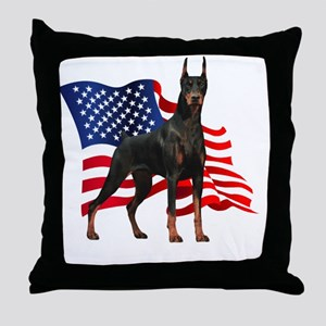 flag2 Throw Pillow
