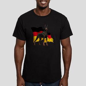 flag3 Men's Fitted T-Shirt (dark)