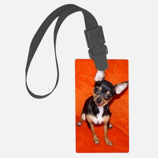 ChihuahuaJournal Luggage Tag