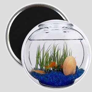 fish bowl Magnet