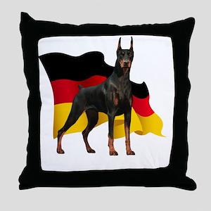 flag4 Throw Pillow
