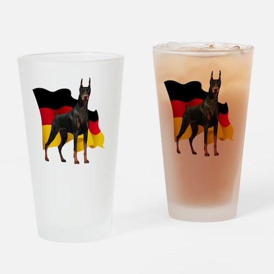 flag4 Drinking Glass