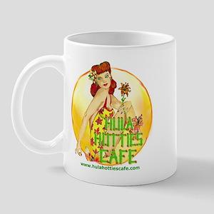 Hula Hotties Cafe Big Island Espresso Mug