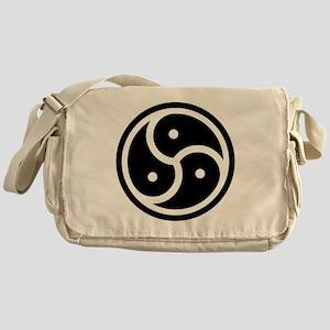triskelion Messenger Bag