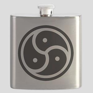 triskelion Flask