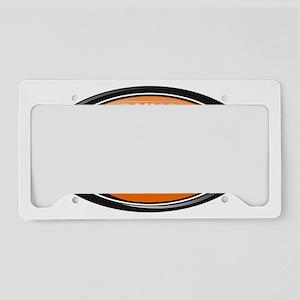 dull_1 License Plate Holder
