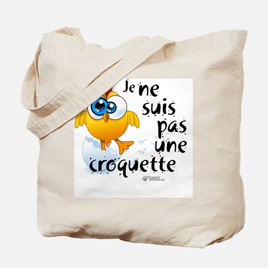 not-nuggets-pins-fr-03 Tote Bag