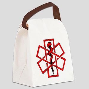 Diabetic1 Canvas Lunch Bag