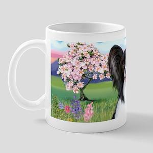 LIC-Blossoms-Papillon 1 Mug