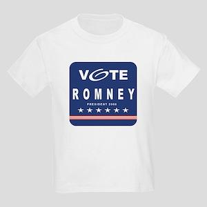 Vote Romney Kids T-Shirt