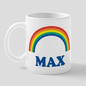 MAX (rainbow) Mug