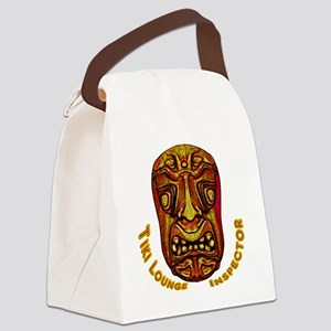 Inspector Canvas Lunch Bag