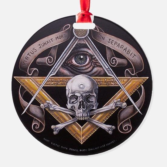 Virtus Junxit Mors Non Seperabit 76 Ornament