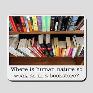 bookstore Mousepad