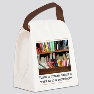 bookstore Canvas Lunch Bag