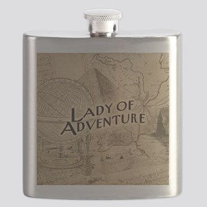 lady-of-adventure_13-5sq Flask