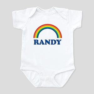 RANDY (rainbow) Infant Bodysuit