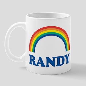 RANDY (rainbow) Mug
