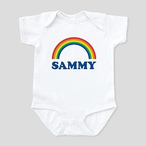 SAMMY (rainbow) Infant Bodysuit