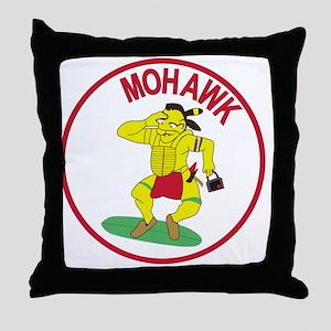 Army MI Aviation Military Intelligenc Throw Pillow