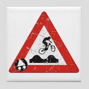 Sign_JumpHills Tile Coaster