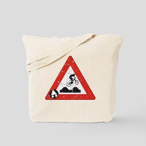 Sign_JumpHills Tote Bag