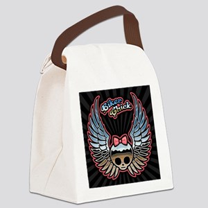 molly-chr-wing-TIL Canvas Lunch Bag
