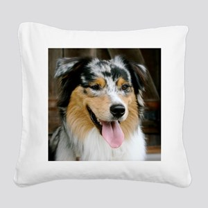 calendarcruizeporch Square Canvas Pillow