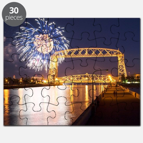 lift bridge Puzzle