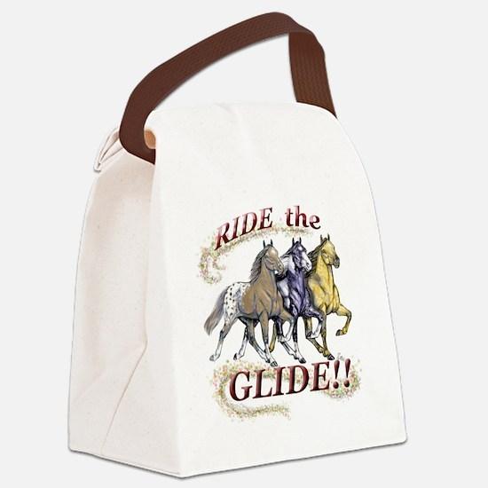 GLIDE TRIO 1 Canvas Lunch Bag