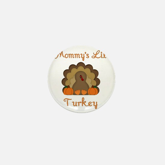 MOMMYSLILturkey Mini Button