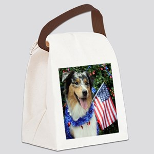 mousecruizepat Canvas Lunch Bag