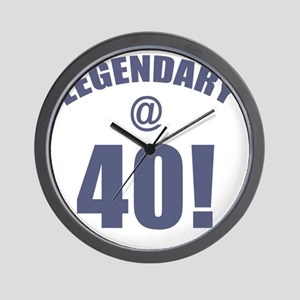 LegendaryA40 Wall Clock