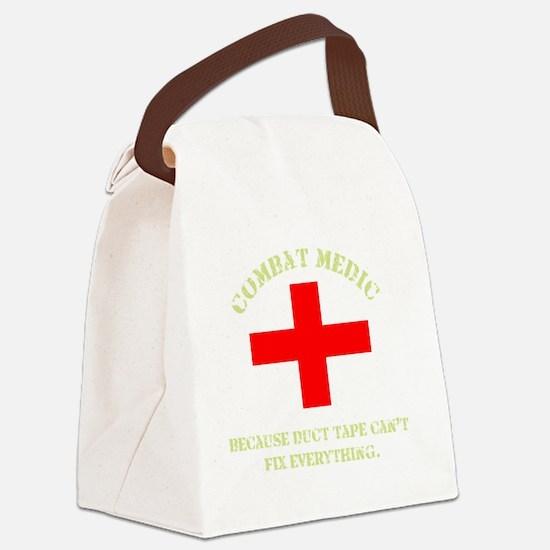medic Canvas Lunch Bag