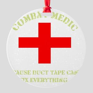medic Round Ornament