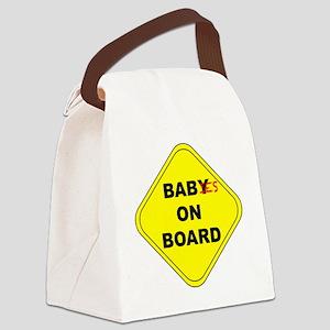 bigBob Canvas Lunch Bag