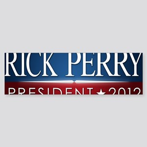 Bulk_5x3rect_rick_perry.... Sticker (Bumper)