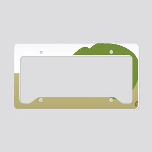 lizard License Plate Holder