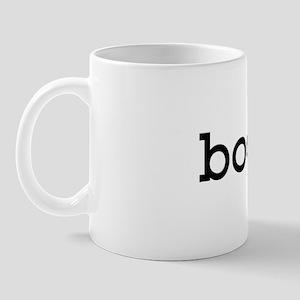 boob. Mug